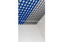 Mriežkové stropné kazety - detail