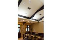 Sadrokartónové riešenie - penzióny a reštaurácie 43
