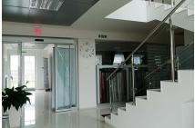 Administratívna budova - interiér prízemie
