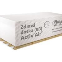 Nové zdravé dosky Rigips Activ'Air®