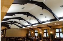 Sadrokartónové riešenie - penzióny a reštaurácie 44