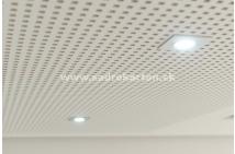 Sadrokartónové riešenie - akustické podhľady 3