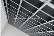 Sadrokartónové riešenie - mriežkové podhľady 5